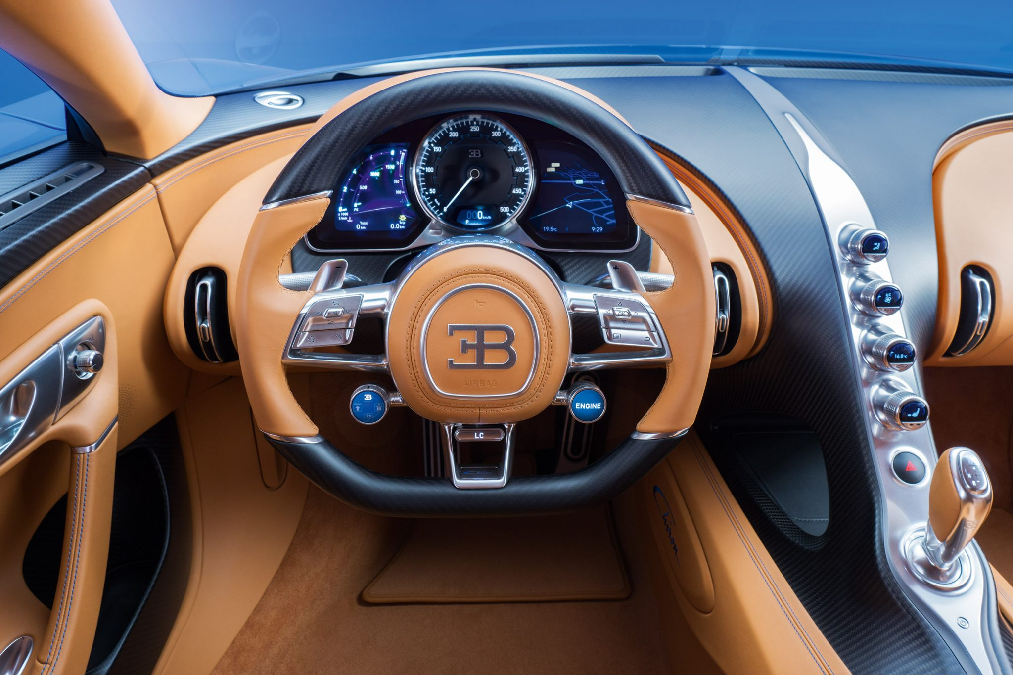 3 4m 2016 Bugatti Chiron Is Even More Bonkers Than The