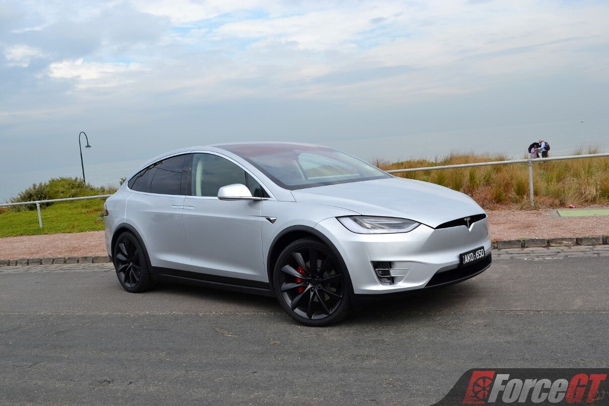 2017 Tesla Model X P100D Review  ForceGTcom