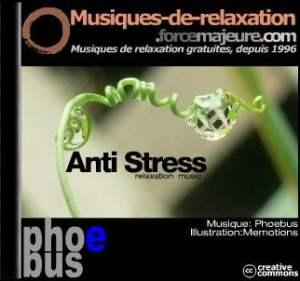 musique anti stress avec sons de la nature
