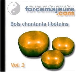 Bols chantants tibétains
