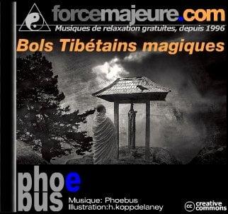 Bols tibétains magiques