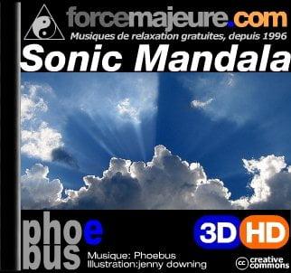sonic mandala, musique de relaxation gratuite