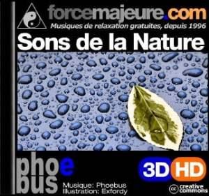 Sons de la Terre sons de la nature à télécharger
