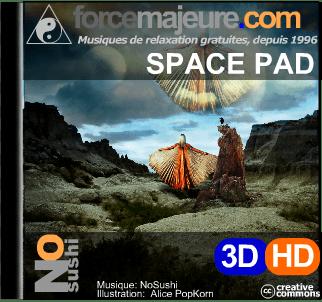 space pad