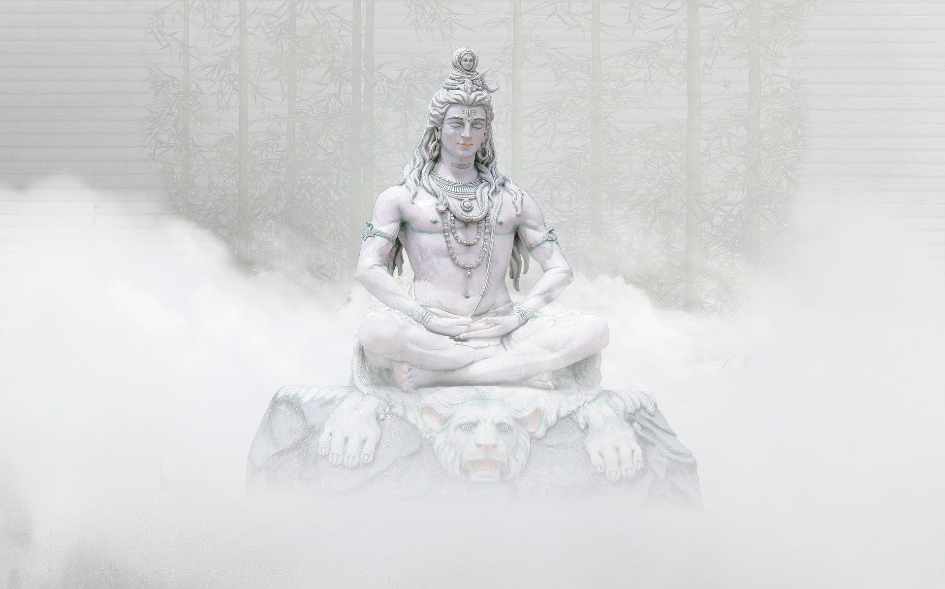 illustration shiva mahesvara