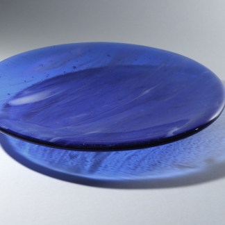 Emma Monceaux - Ocean 2 round plate (2020)