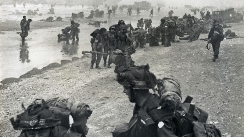 DDay Veterans Invited To 75th Anniversary Commemorations