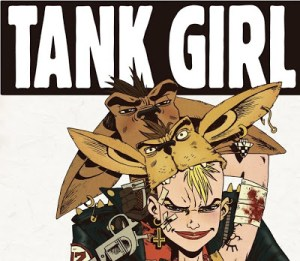 TANK GIRL RISING Gets A Trailer!