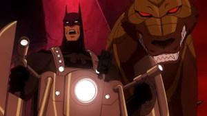 KEVIN CONROY Returns as BATMAN in SUPERMAN/BATMAN: APOCALYPSE
