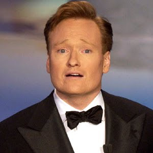 Conan O'Brien keeps it simple for TBS show name