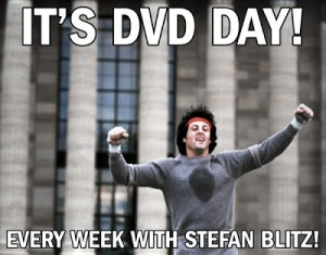 It's DVD Day! THE VAMPIRE DIARIES! THE MIDDLE!  RED RIDING TRILOGY! FLASHFORWARD! And More!