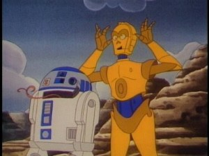 This Wasn't the Droids We Were Looking For