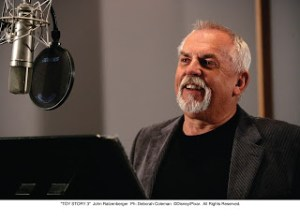 John Ratzenberger HAMM's it up in TOY STORY 3