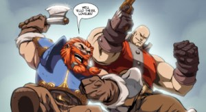 FOG! Chats With SKULLKICKERS Creator/Writer JIM ZUBKAVICH!