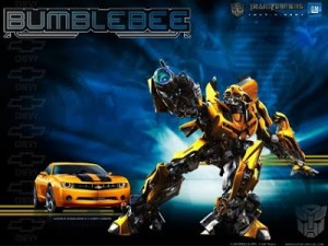 TRANSFORMER'S BUMBLEBEE IS NEARLY KILLED BY A DC COP…And No, He Wasn't Using A Giant Fly Swatter.