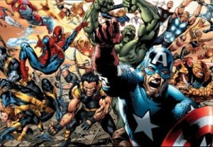 MARVEL IS LOOKING FOR INTERNS FOR THE SPRING 2011 SEMESTER.