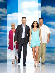 CONTEST!!!  Win a BURN NOTICE Gift Bag!