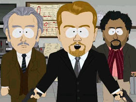 How SOUTH PARK stole jokes for INCEPTION spoof