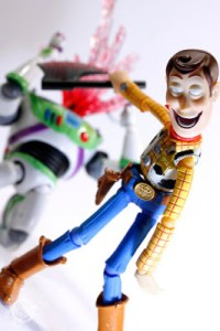 "I DON'T BELIEVE THIS IS WHAT PIXAR HAD IN MIND…Introducing the ""Rape-Face Woody Doll"""