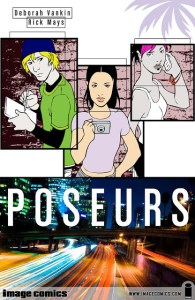 POSEURS Graphic Novel Examines L.A. Party Scene