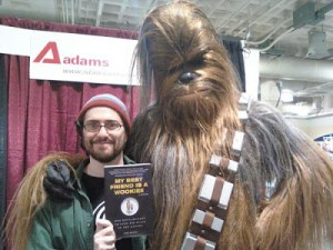 FOG! Chats With TONY PACITTI, Author of MY BEST FRIEND IS A WOOKIEE!