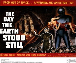 Attention BOSTON Geeks!  We're Giving Away Tickets to THE DAY THE EARTH STOOD STILL With Roboticist DENNIS HONG