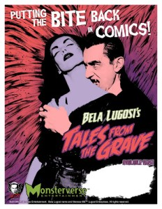 BELA LUGOSI'S TALES FROM THE GRAVE Bids You Welcome