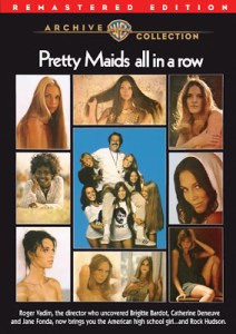 DVD LOUNGE – PRETTY MAIDS ALL IN A ROW (dvd review)