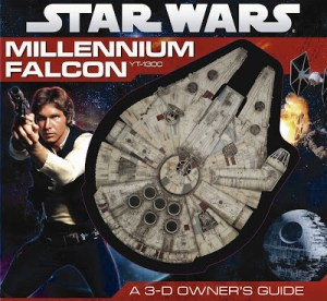CONTEST!!! Win The MILLENNIUM FALCON 3D OWNER'S GUIDE Book!