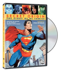 Secret Origins: The Story of DC Comics (dvd review)