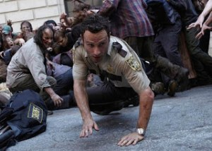 Report: WALKING DEAD might not return 'til October 2011