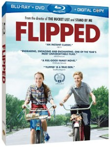 FLIPPED (dvd review)