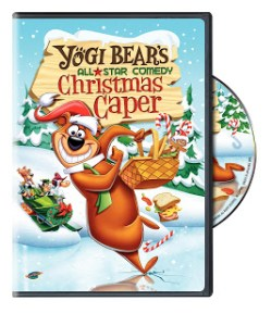 Yogi Bear's All-Star Comedy Christmas Caper Hits DVD!
