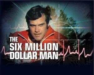 CONTEST!!!  Win THE SIX MILLION DOLLAR MAN: SEASON ONE DVD!!!