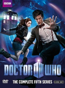 DOCTOR WHO: THE COMPLETE FIFTH SERIES (dvd review)