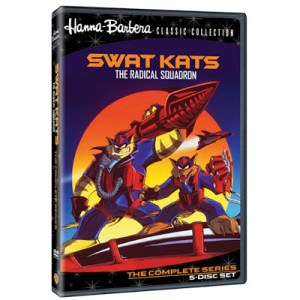 SWAT KATS: THE RADICAL SQUADRON COMPLETE SERIES COLLECTION (dvd review)