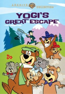 YOGI's GREAT ESCAPE (dvd review)
