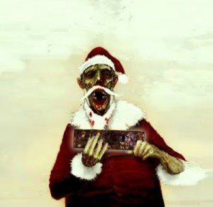 HOW TO CELEBRATE THE HOLIDAYS DURING A ZOMBIE APOCALYPSE