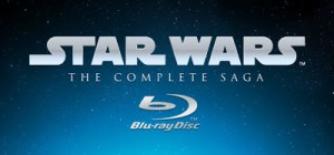 STAR WARS SAGA Arrives on Blu-ray