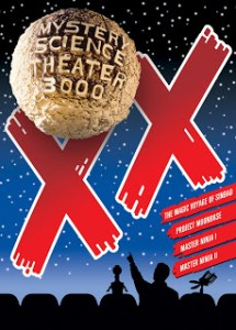 MST3K: VOLUME XX Unleashes An All Joel Release!