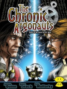 Time Travel with H.G. Wells – THE CHRONIC ARGONAUTS gets Graphic