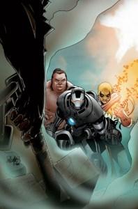 IRON MAN 2.0 #5 Preview!