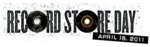 Saturday is RECORD STORE DAY!