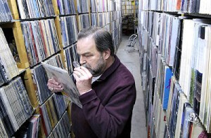 WATCH THIS!  <i>THE ARCHIVE</i> A Documentary About Paul Mawhinney: The Vinyl King