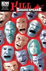 KILL SHAKESPEARE's end draws nigh —  FOG! interviews its creators, Anthony Del Col & Conor McCreery.