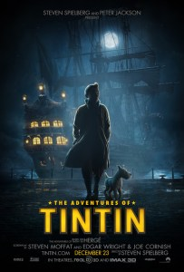 THE ADVENTURES OF TINTIN Gets a Trailer!