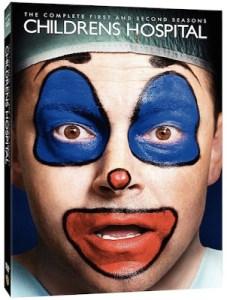 CHILDREN'S HOSPITAL Hits DVD This Week – Stat!