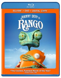 RANGO Is Coming To DVD/Blu-ray!