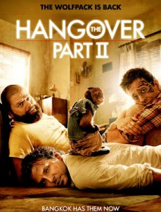 THE HANGOVER PART II (review)