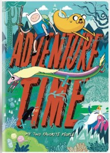 ADVENTURE TIME Gets a DVD Release!